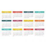 Structura anului universitar 2020-2021