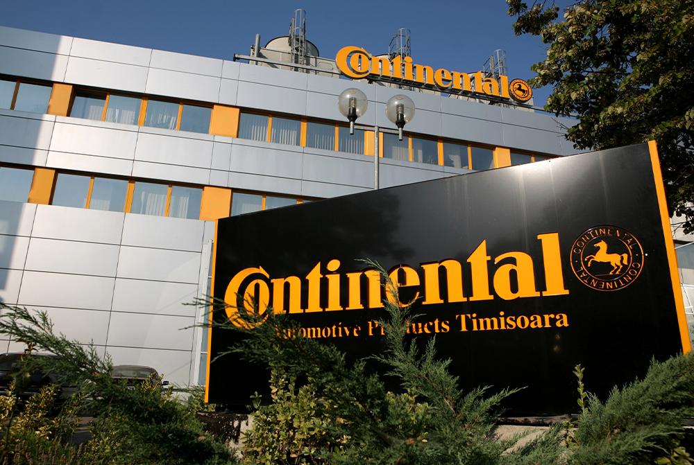Vizită Compania Continental