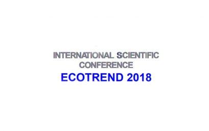 Ecotrend 2018