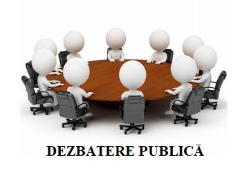 Dezbatere publică privind propunerile de modificare a Cartei UCB